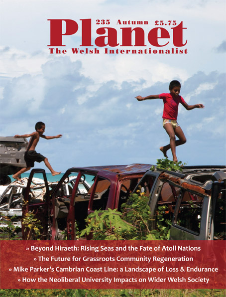 Cover of Planet Edition 235