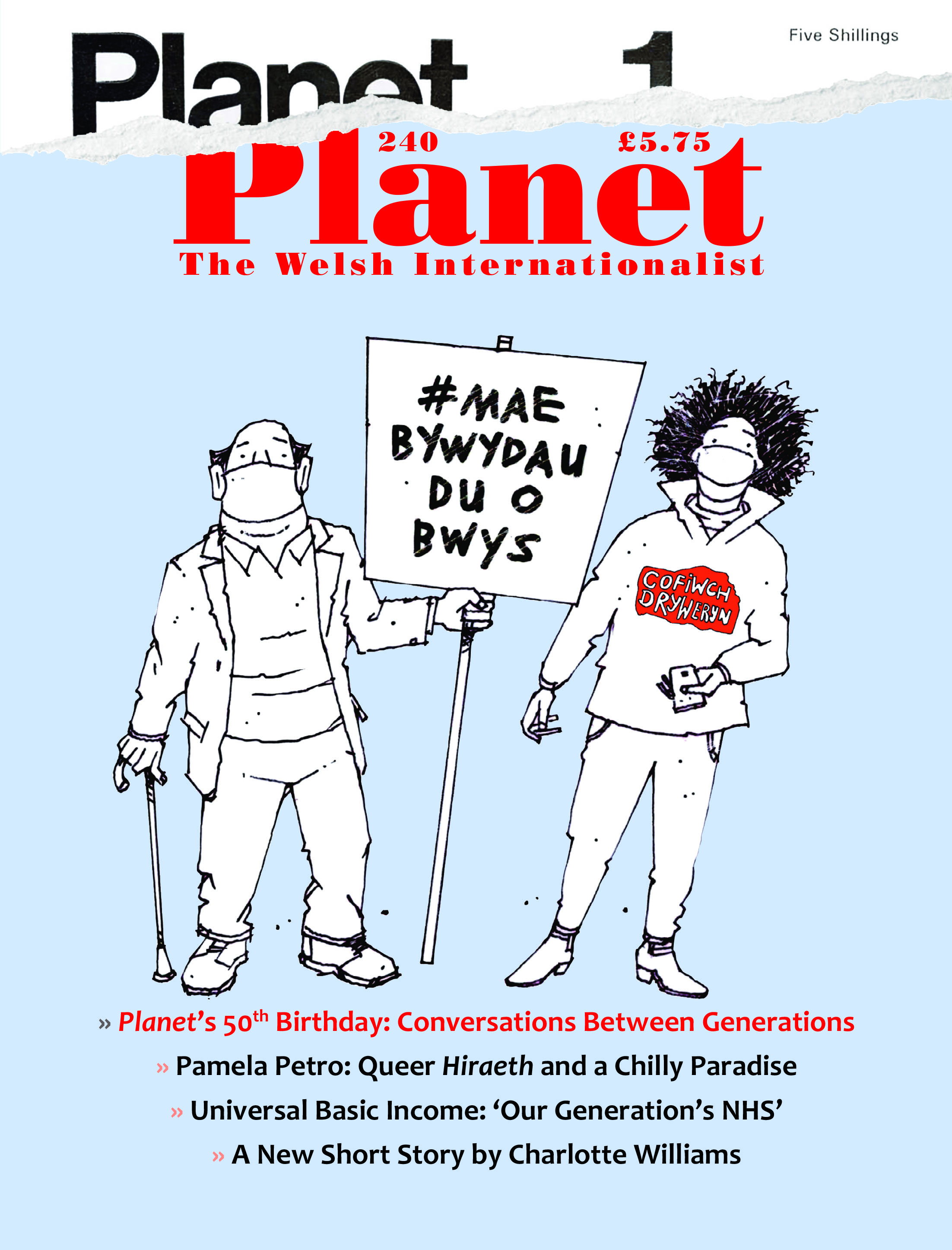 Cover of Planet Edition 240